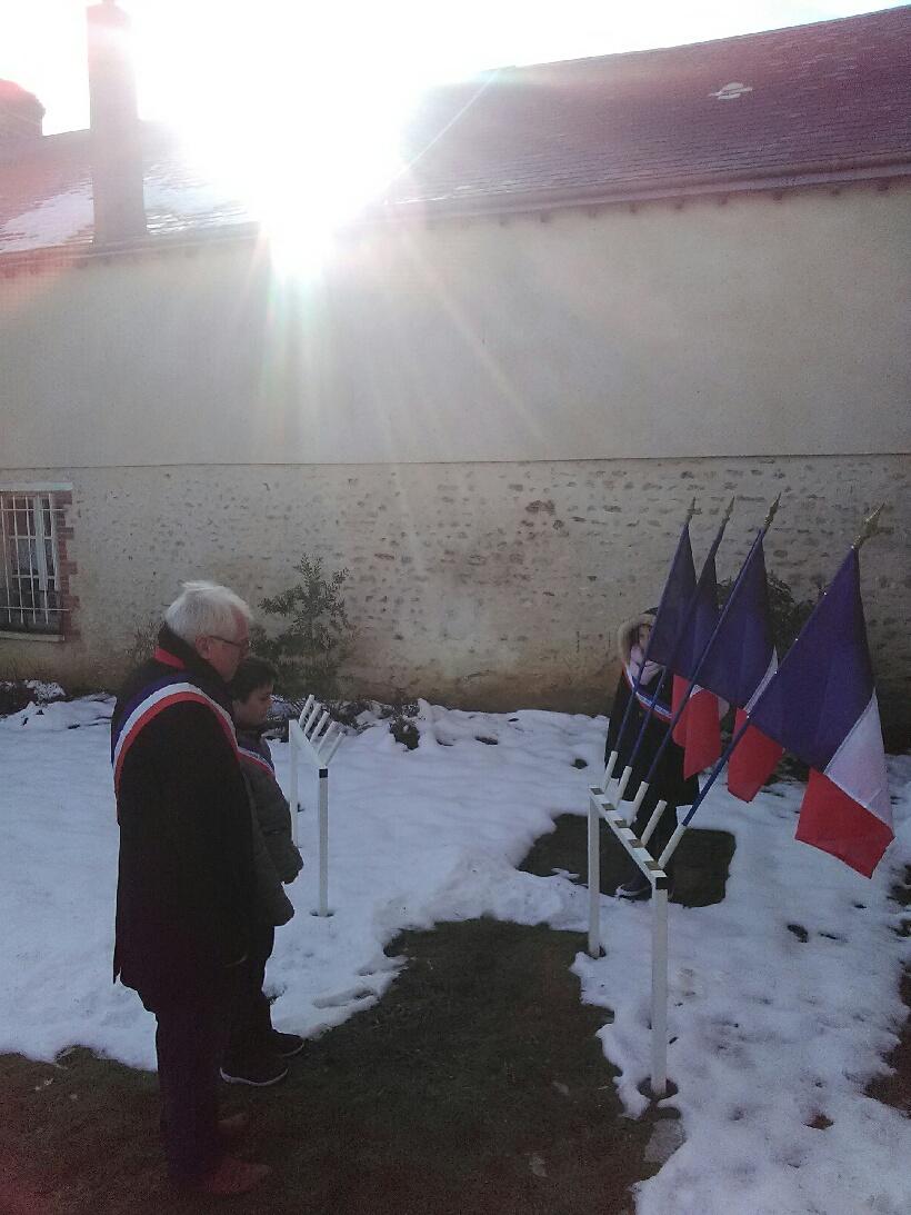 Cérémonie des drapeaux - Février 2018 - 1518363979927_PART_1518363979704