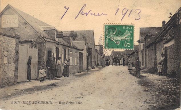 Café Delachaume - Boinville