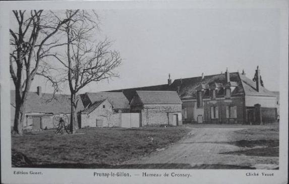 Crossay - Grande ferme