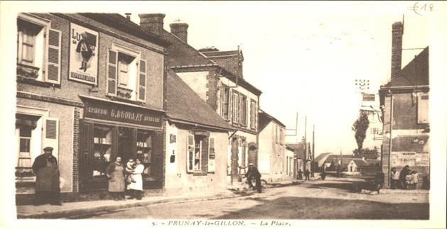 Epicerie Gourlay - Rue de l'église