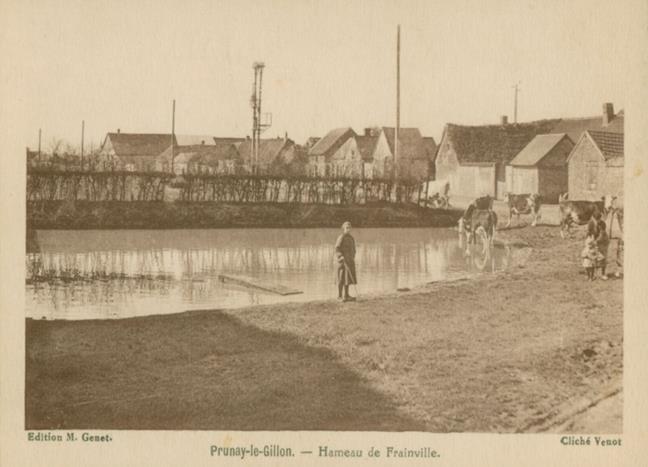 Frainville - La Mare