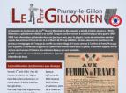 Le Petit Gillonien 14-18 N°1 – novembre 2017