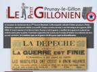 Le Petit Gillonien 14-18 N°3 – juillet 2018