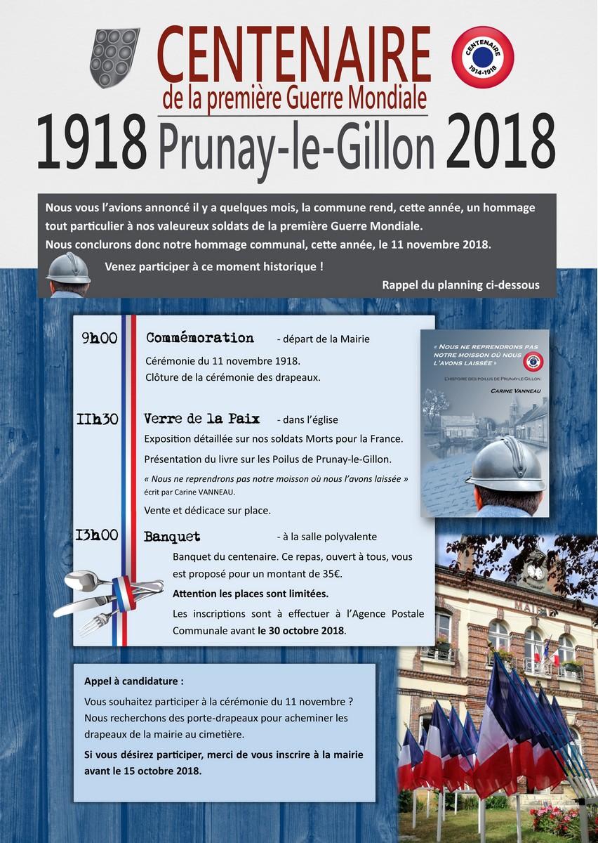 Invitation 11 nov 2018 version septembre RECTO (Copier)