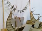 Atelier bricolage «Papiers et bouts de ficelle» au Préau