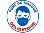 Port du masque obligatoire en Eure-et-Loir jusqu'au 21 mars