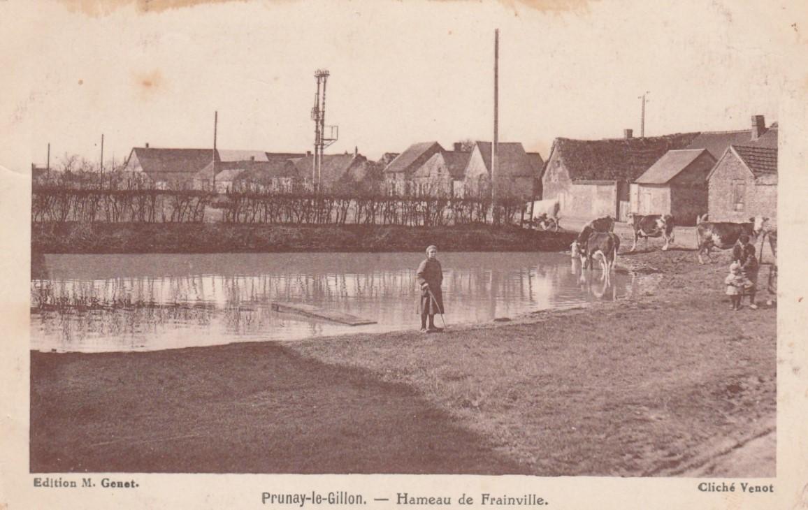 Mare de Frainville