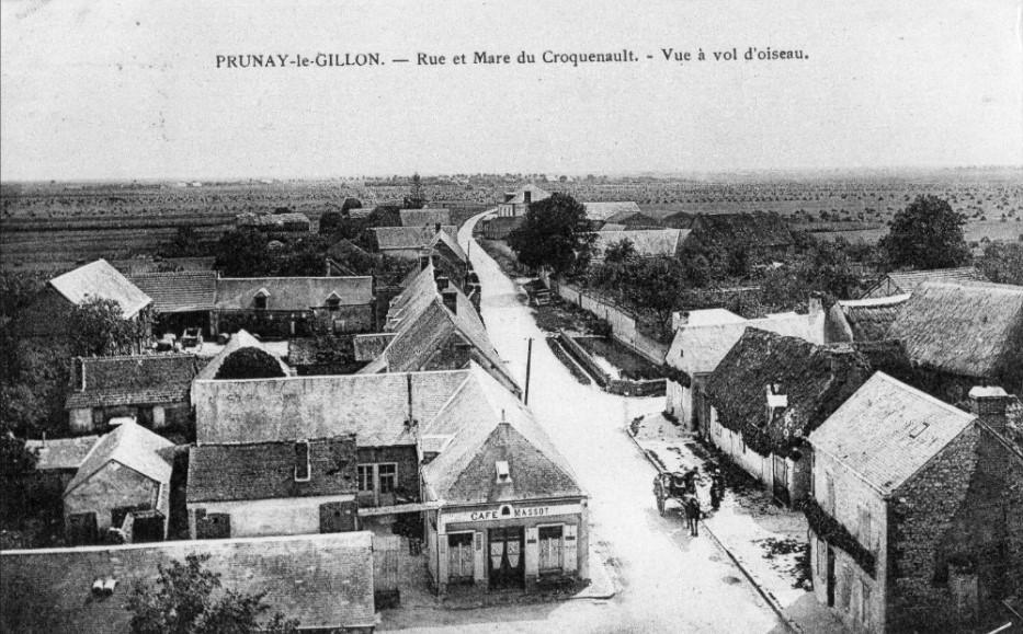 mare du Croquenault