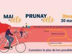 Prunay à vélo