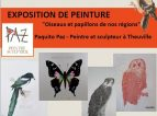 Exposition Peinture PAZ