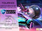 Animation jeu vidéo Rocket League au Préau