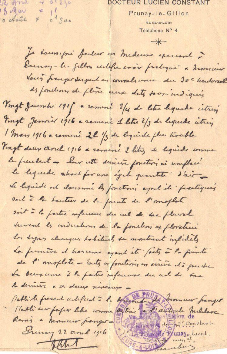 lettre Constant