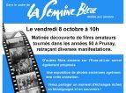 Projection de films amateurs au Préau, le vendredi 08 octobre, à 10h.